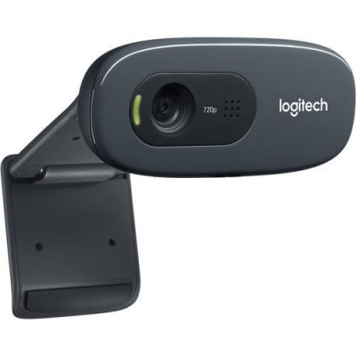 Logitech C270 HD Webcam, ...
