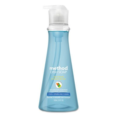 Method Dish Soap, Sea Min...