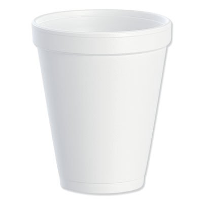 Dart Foam Drink Cups, 10o...