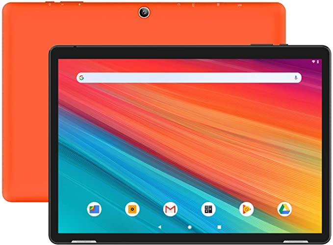 HAOQIN HaoTab H10 10 inch Tablet, Android 9.0 Pie,