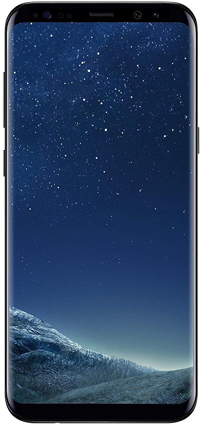 Samsung Galaxy S8 plus, 64GB, Midnight Black - (Unlocked)