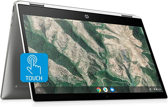 HP Chromebook X360 14-Inc...