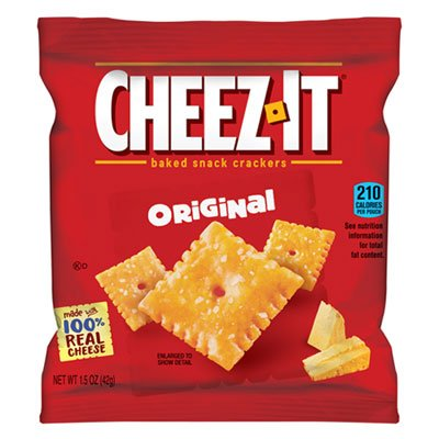 Sunshine Cheez-It Cracker...