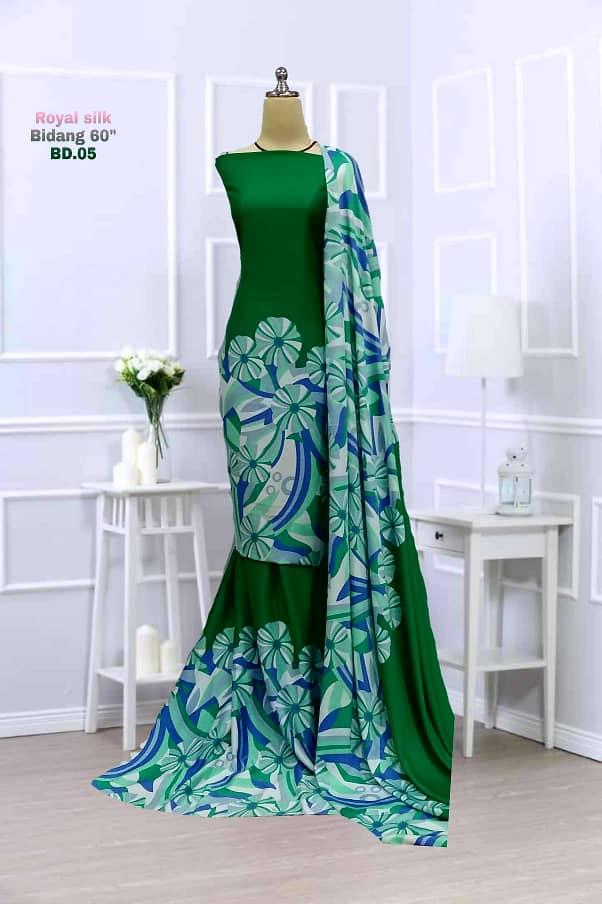 Royal silk