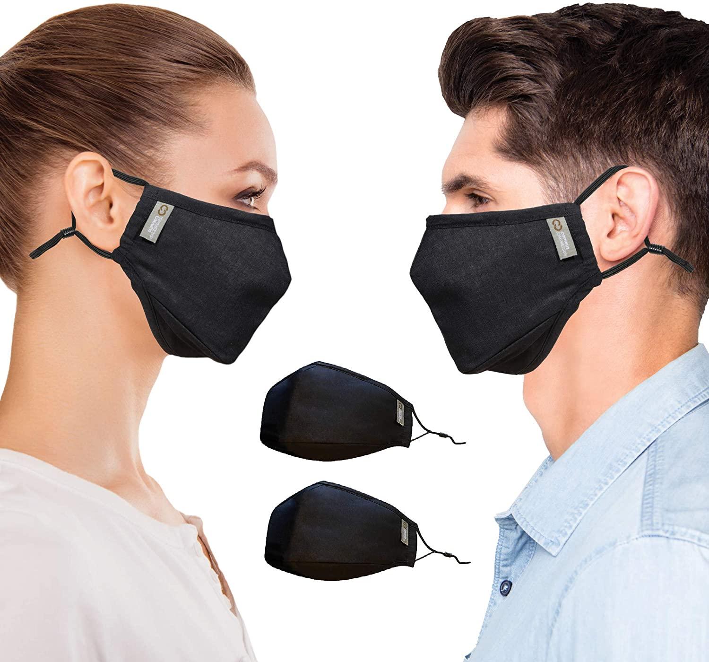 Copper Compression Face Mask