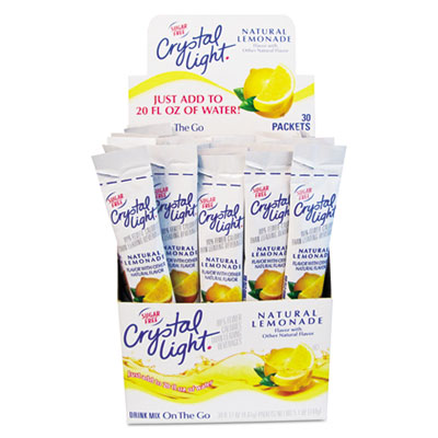 Crystal Light Flavored Dr...