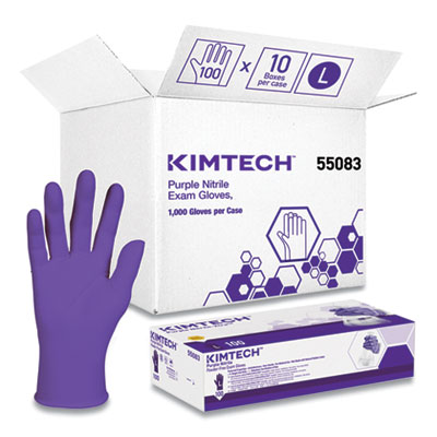 Kimberly-Clark PURPLE NIT...