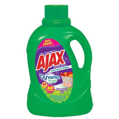 Ajax Laundry Detergent Li...