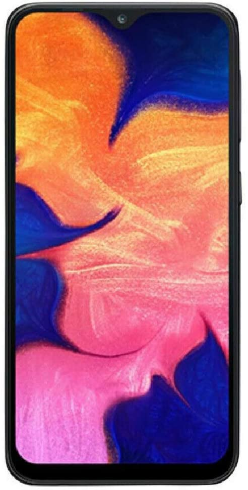 Samsung Galaxy A10 32GB A105M 6.2 inches HD, Infinity-V 4G LTE (Factory Unlocked GSM Smartphone)