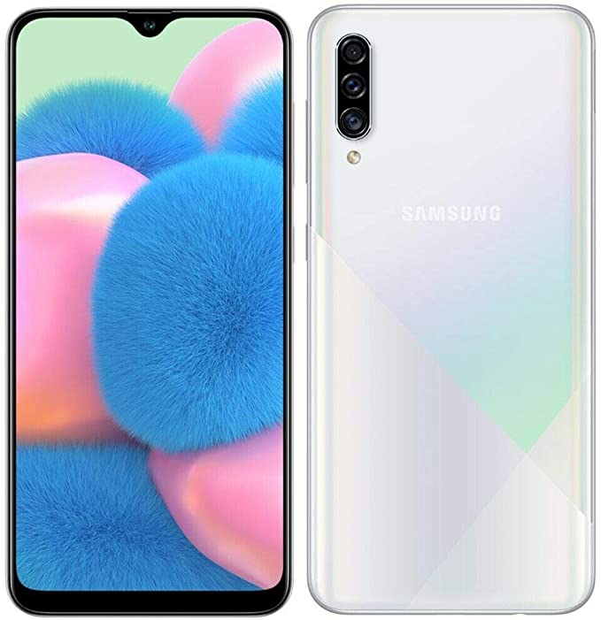 Samsung Galaxy A30S with On-Screen Fingerprint (64GB, 4GB, 6.4 inches, Unlocked))