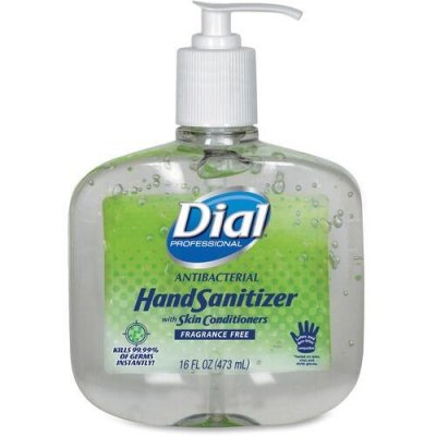 Dial Antibacterial Gel Ha...