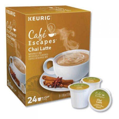 Cafe Bustelo Cafe Escapes Chai Latte Specialty Tea