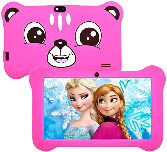 Kids Tablet, 7inch IPS HD...
