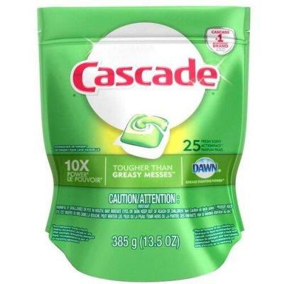 Cascade Original Detergen...