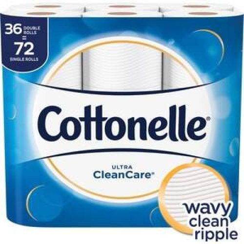 Cottonelle CleanCare Toil...