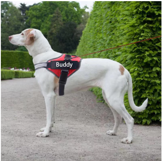 Reflective Adjustable Dog Harness Vest For small and large Dog