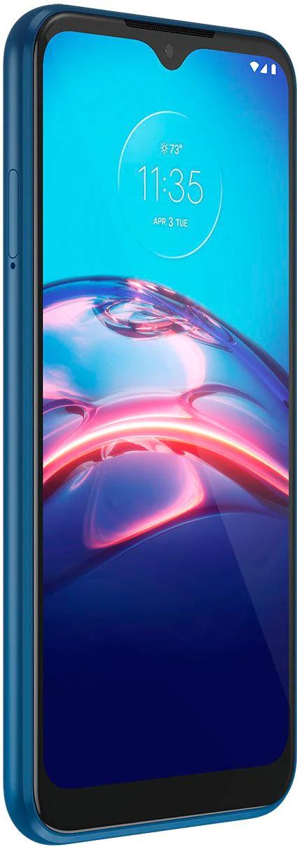 Motorola - Moto E with 32GB Memory Cell Phone