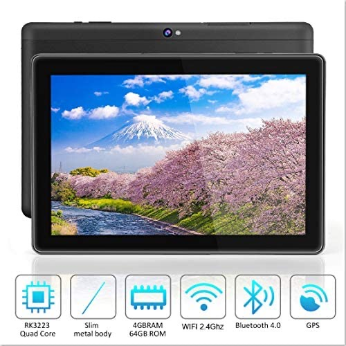 10 inch Android WiFi Tablet, Android 9.0 Pie