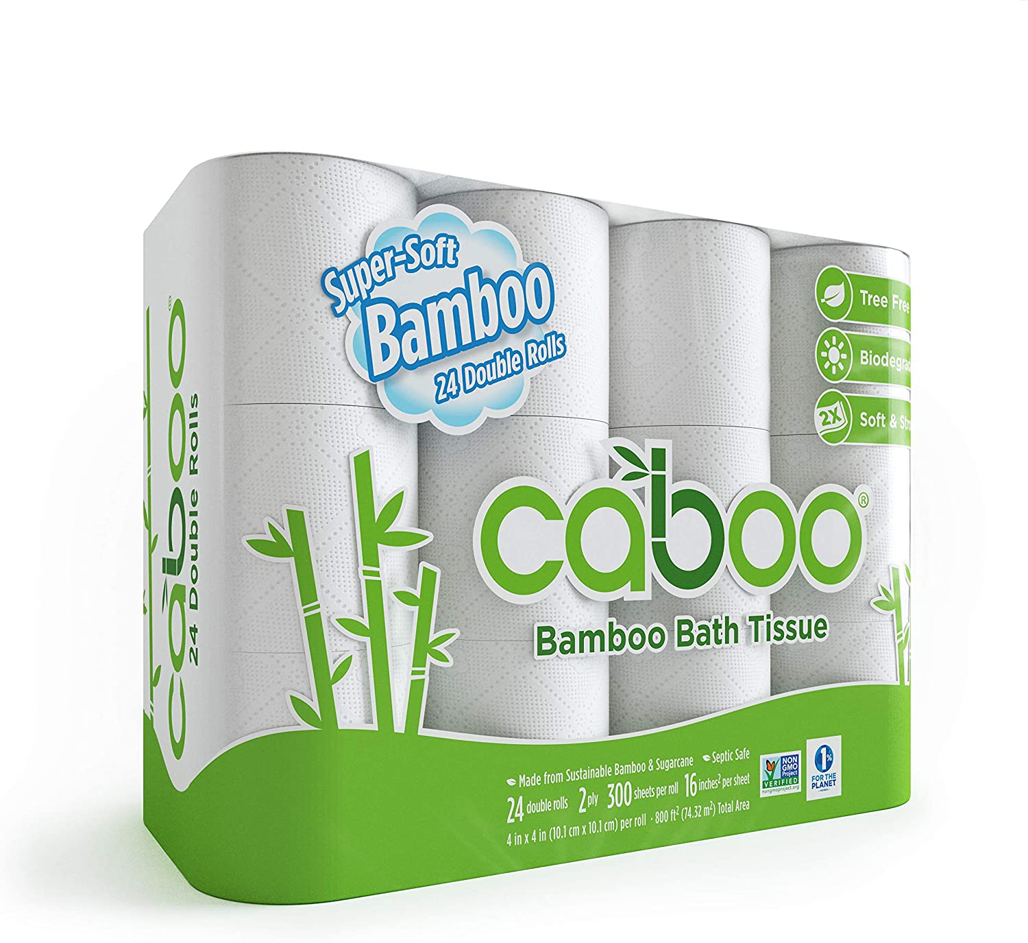 Caboo Tree Free Bamboo To...