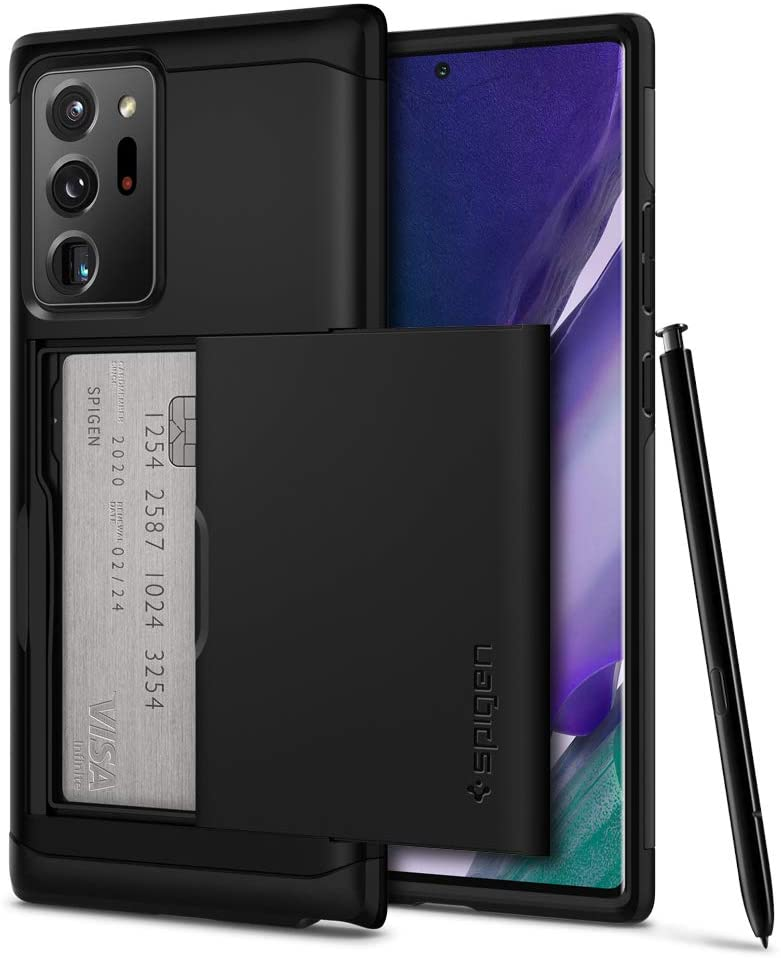 Spigen Slim Armor CS Designed for Samsung Galaxy Note 20 Ultra 5G Case