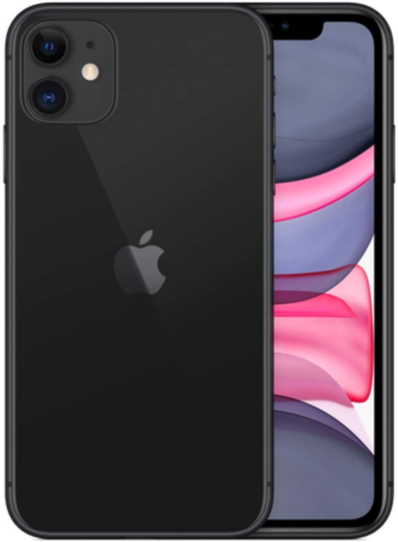 Apple iPhone 11, 64GB, Bl...