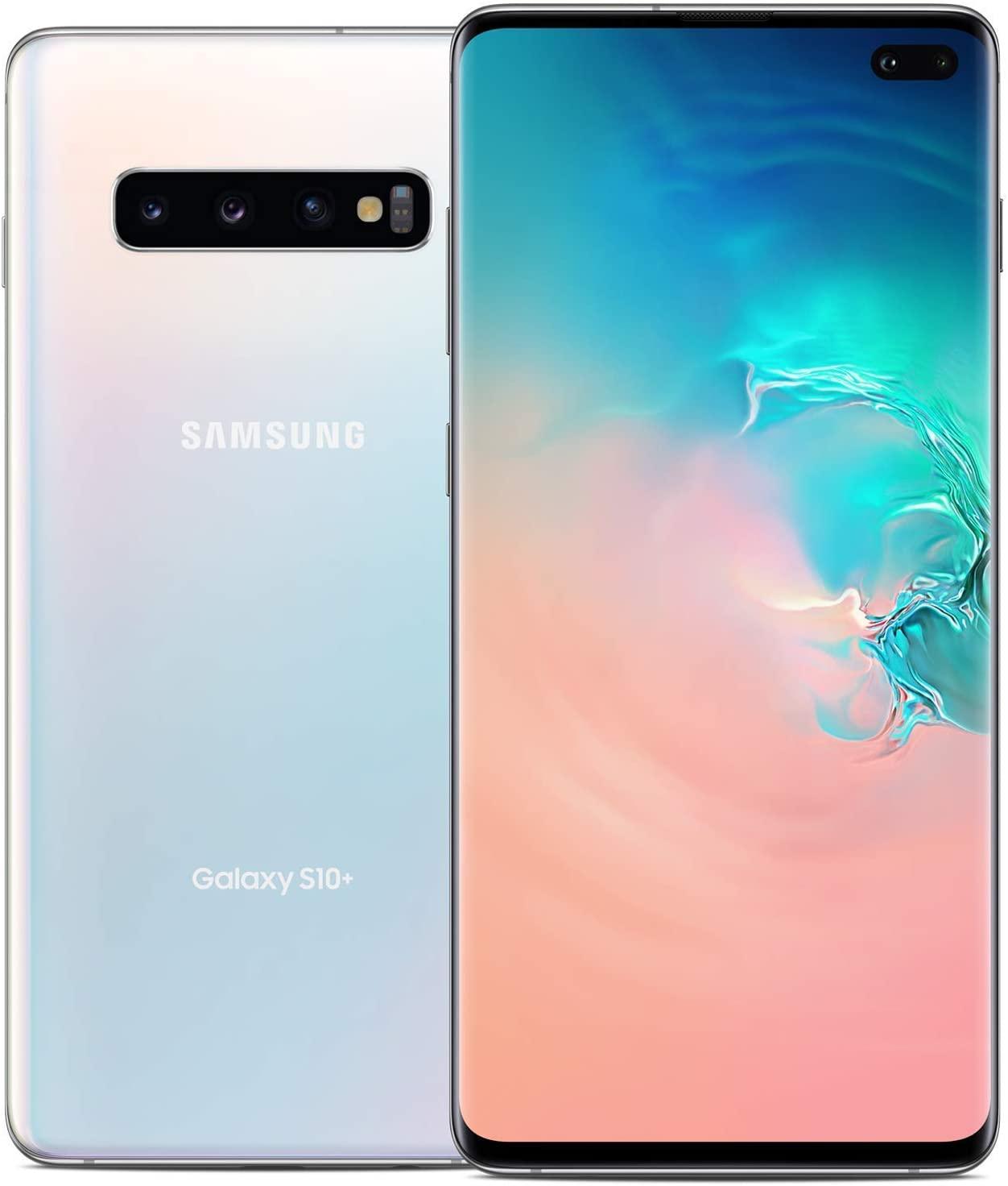 Galaxy S10 Plus 128GB - P...