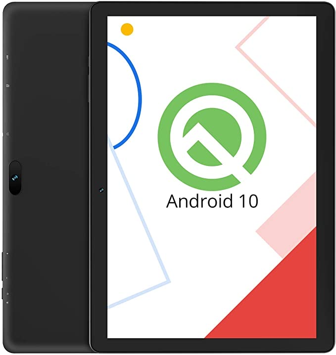 VUCATIMES N10 10-Inch Tablet, Android 10.0